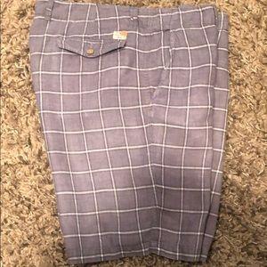 Tommy Bahama 100% Linen Shorts